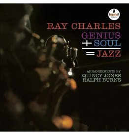 Charles, Ray / Genius + Soul = Jazz (Verve Remaster)