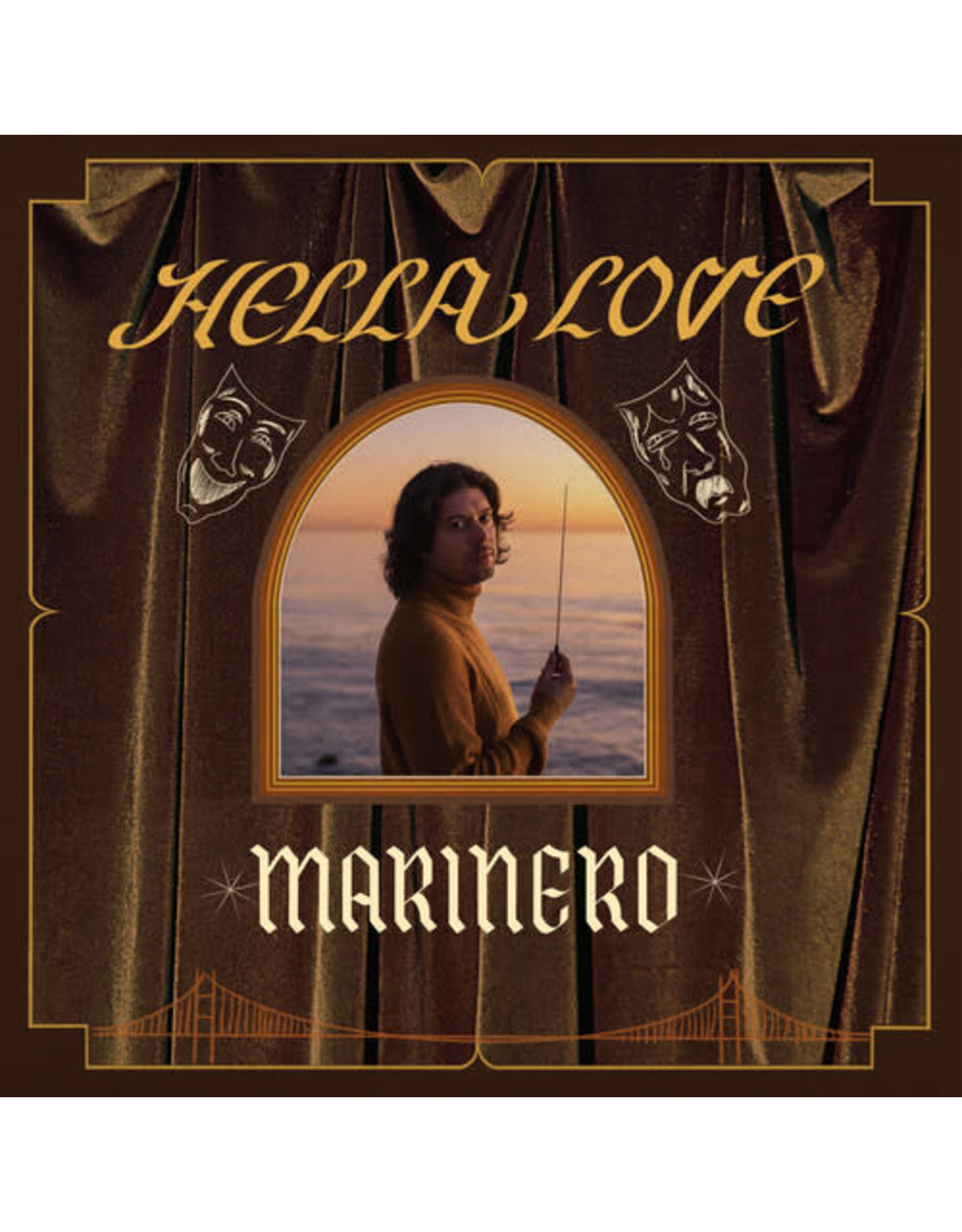 Marinero / Hella Love (Orange Vinyl)