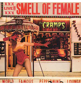CRAMPS / SMELL OF FEMALE