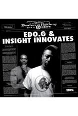 Edo G & Insight / Innovates