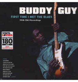 GUY,BUDDY / FIRST TIME I MET THE BLUES