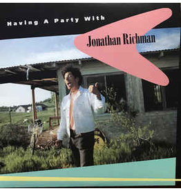 Richman,Jonathan / Having A Party With