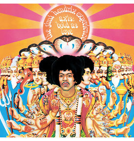 Hendrix, Jimi / Axis: Bold As Love (180g Mono)