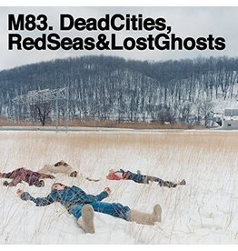 M83 / Dead Cities Red Seas Lost Ghosts