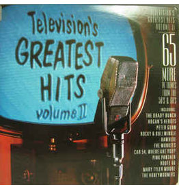 Various / Televisions Greatest Hits Volume II