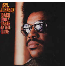 Johnson,Syl / Back For A Taste Of Your Love