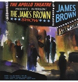 Cassie & Steve Wedding Registry - James Brown / Live At The Apollo Theater