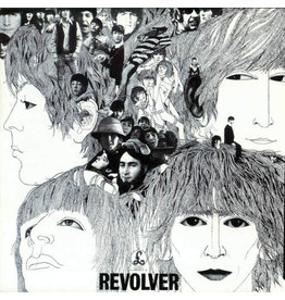 Cassie & Steve Wedding Registry - Beatles / Revolver