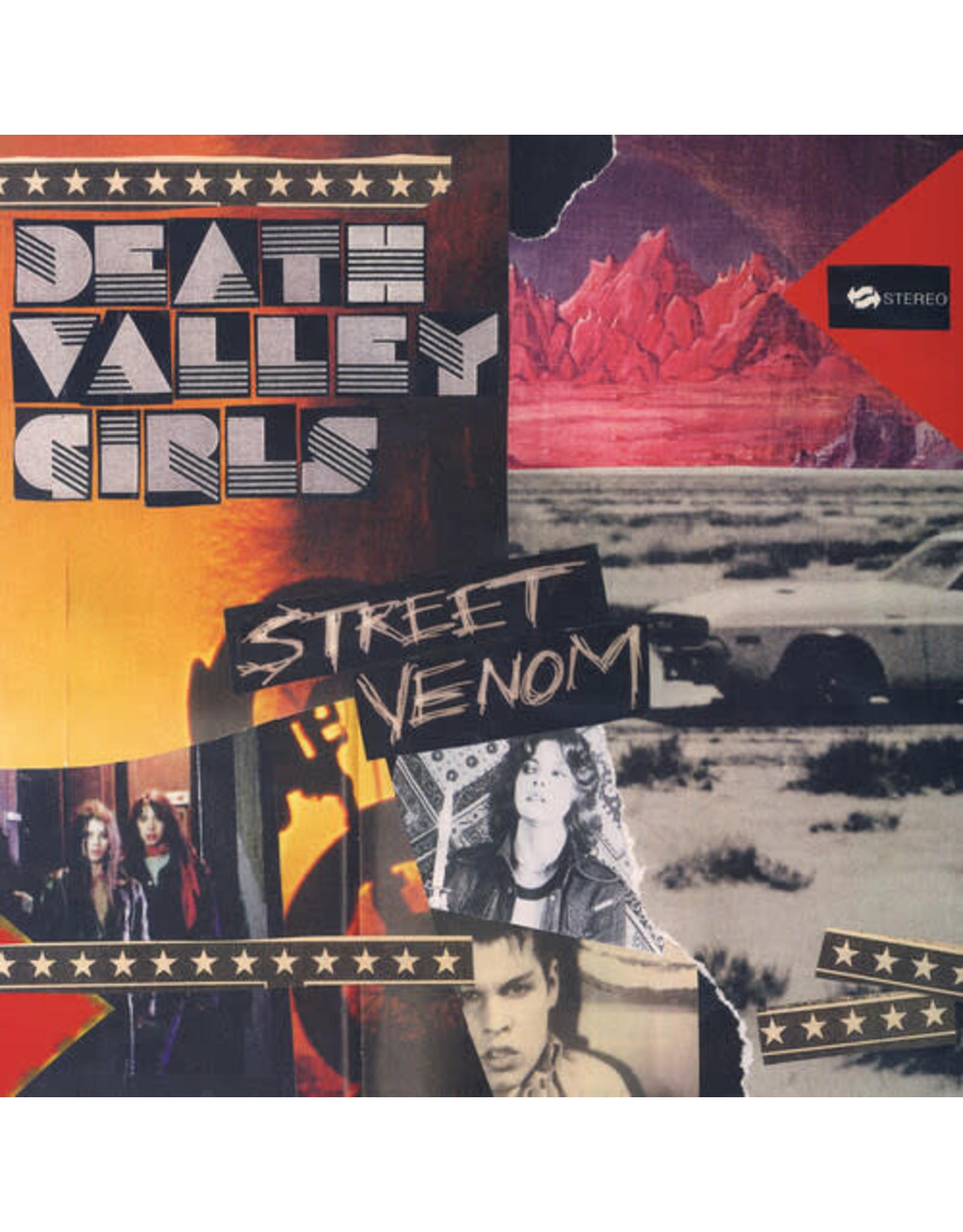 Death Valley Girls / Street Venom (Satan's Fingerprint Colored Vinyl)