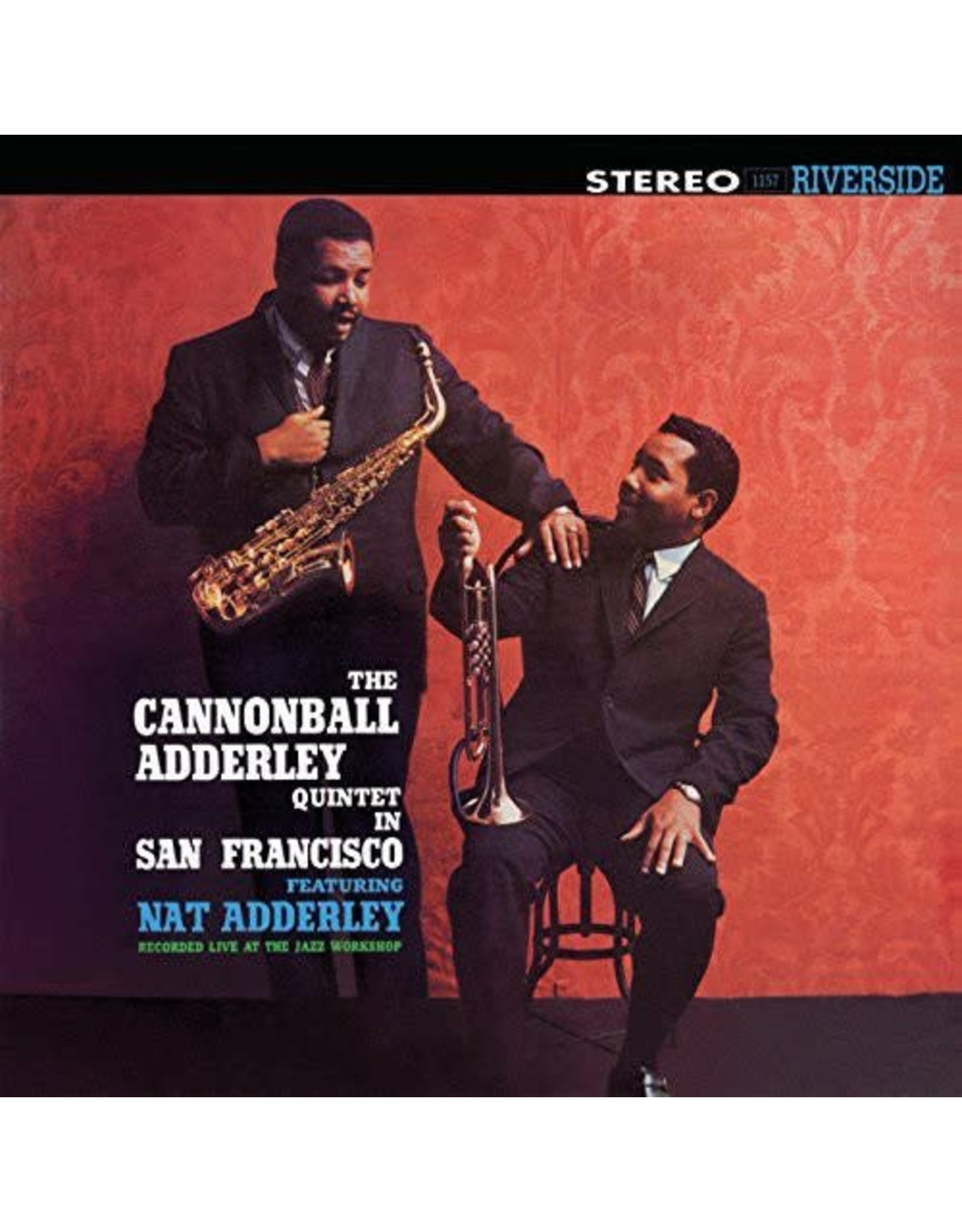 Adderley, Cannonball Quintet / In San Francisco (180g Colored Vinyl)