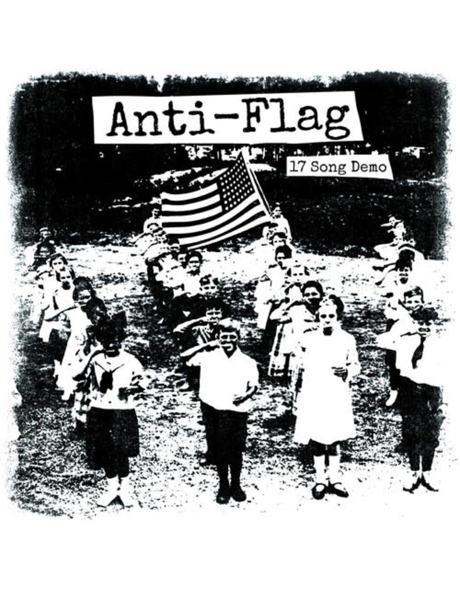 Anti-Flag / 17 Song Demo (Silver Vinyl)