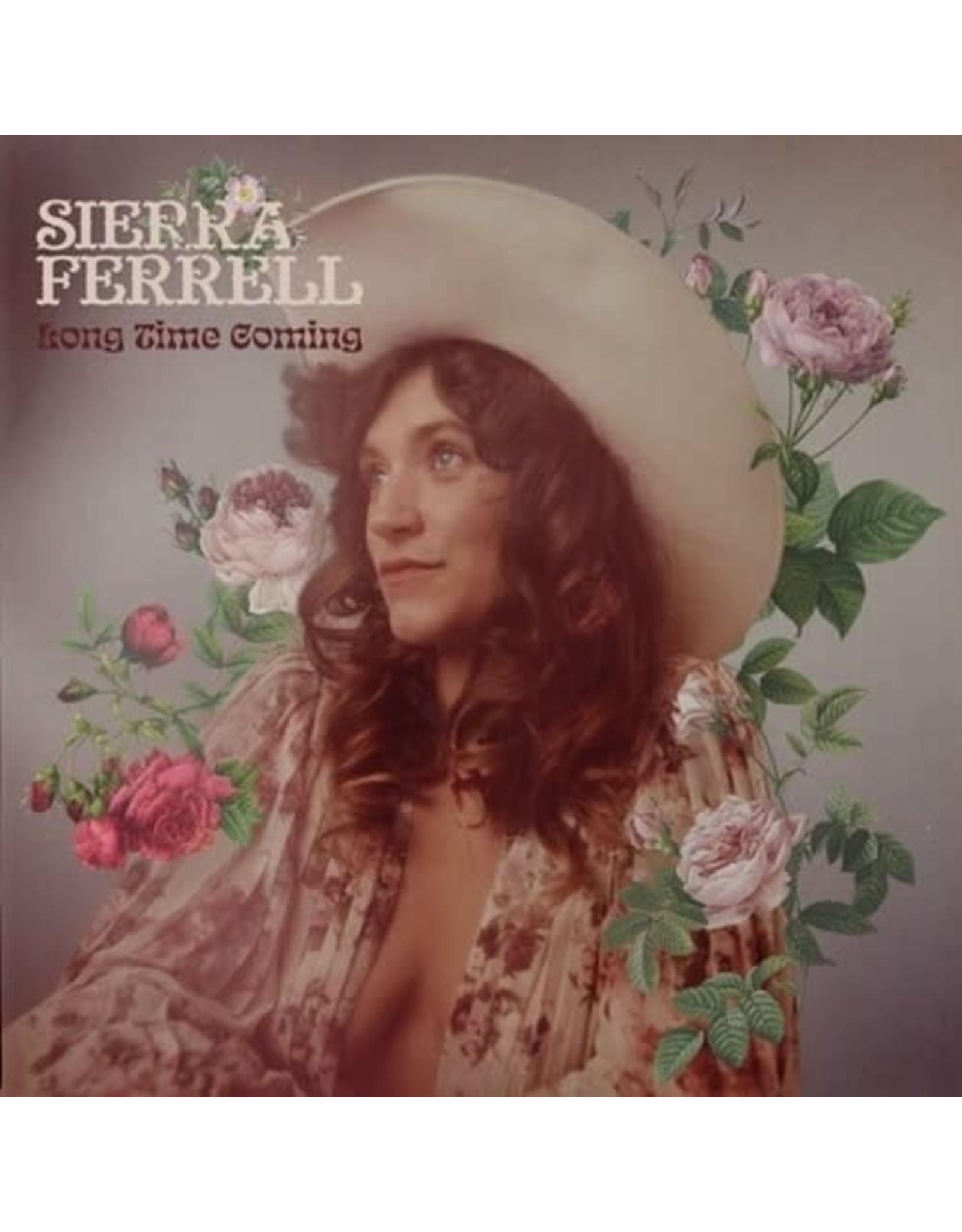 Ferrell, Sierra / Long Time Coming (Olive Green Vinyl)