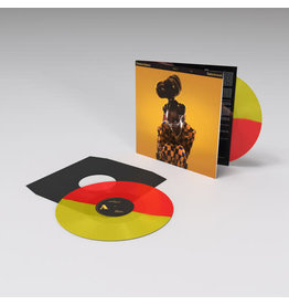 Little Simz / Sometimes I Might Be Introvert (LTD Red Yellow Vinyl)