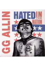 Allin,GG / Hated in the Nation