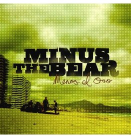 MINUS THE BEAR / MENOS EL OSO