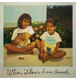 Kiefer / When There's Love Around (Blue & Yellow Vinyl)