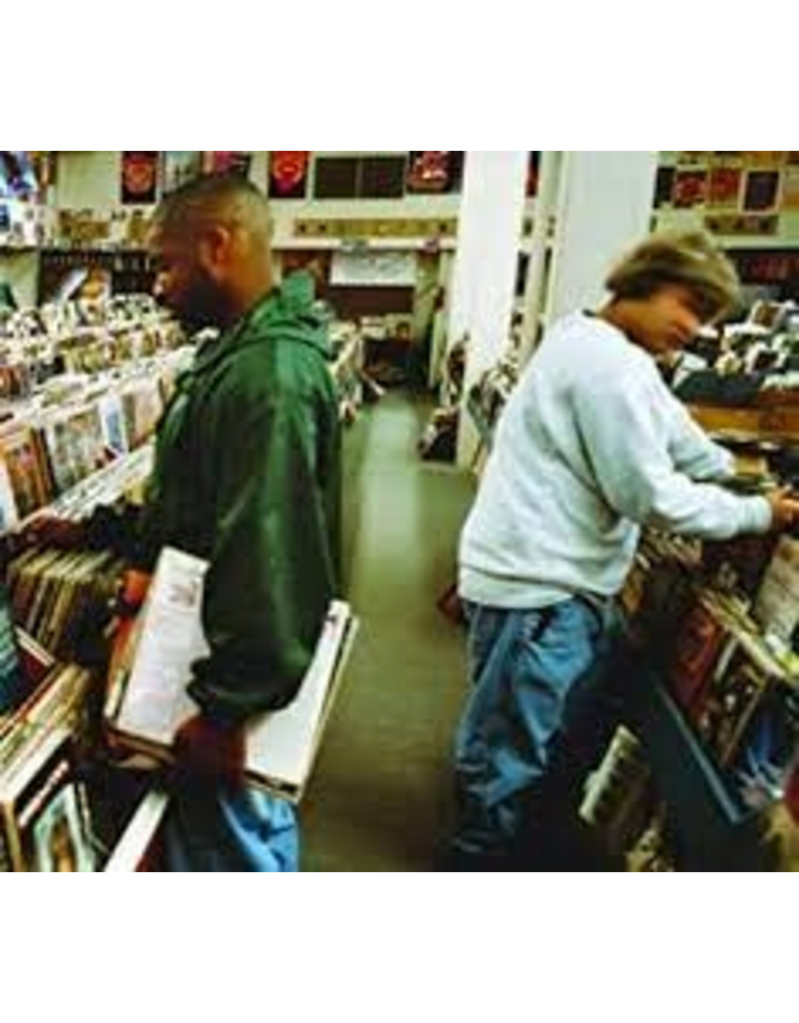 DJ Shadow / Endtroducing..... (25th Anni. Half-Speed Master 2xLP)