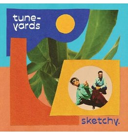 tUnE-yArDs / Sketchy (Blue Vinyl)