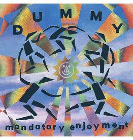 Dummy / Mandatory Enjoyment (Blue Vinyl)