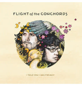 Flight Of The Concords / I Told You I Was Freaky