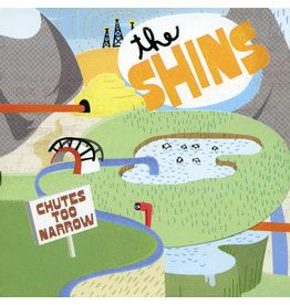 Shins / Chutes Too Narrow