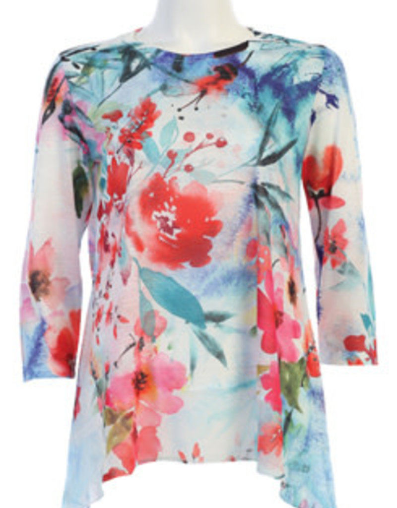 Jess and Jane Joyous Plus Size Tunic
