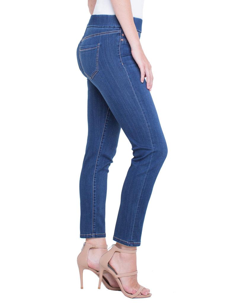 Liverpool Meredith Slim Ankle Jean