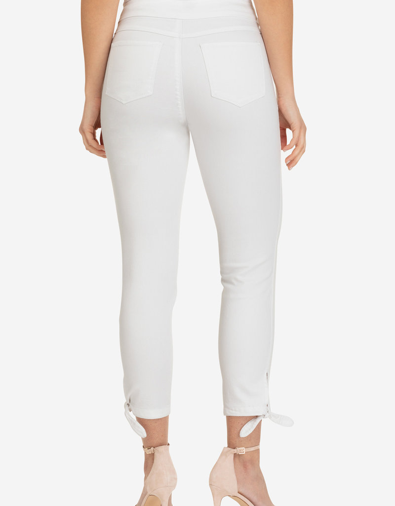 Tribal Knot Detail Cropped Pant