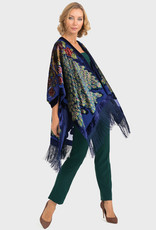 Joseph Ribkoff Floral Print Wrap