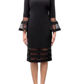 Joseph Ribkoff Vent Dress Dress