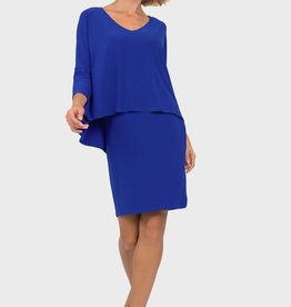 Joseph Ribkoff Tier Top Dress
