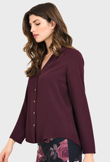 Joseph Ribkoff Button Down Blouse