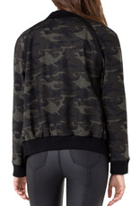 Liverpool Camo Bomber Jacket