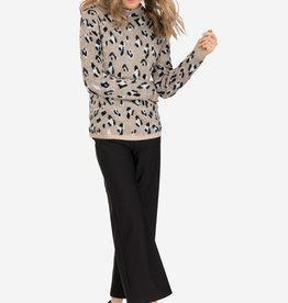 Tribal Leopard Sweater