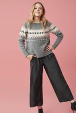 Tribal Jaquard Sweater