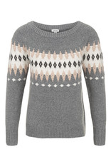 Tribal Jaquard Sweater