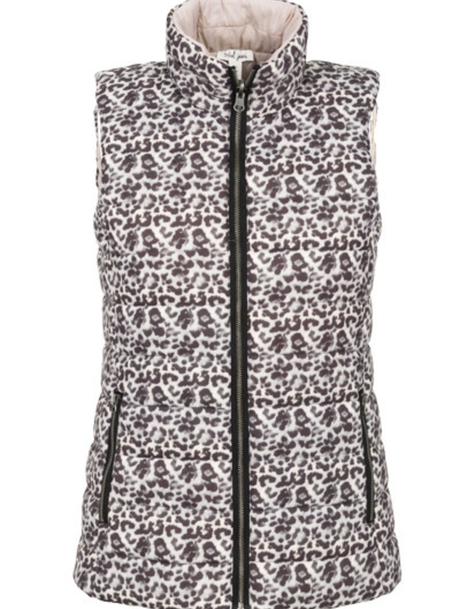 Tribal Reversible Vest