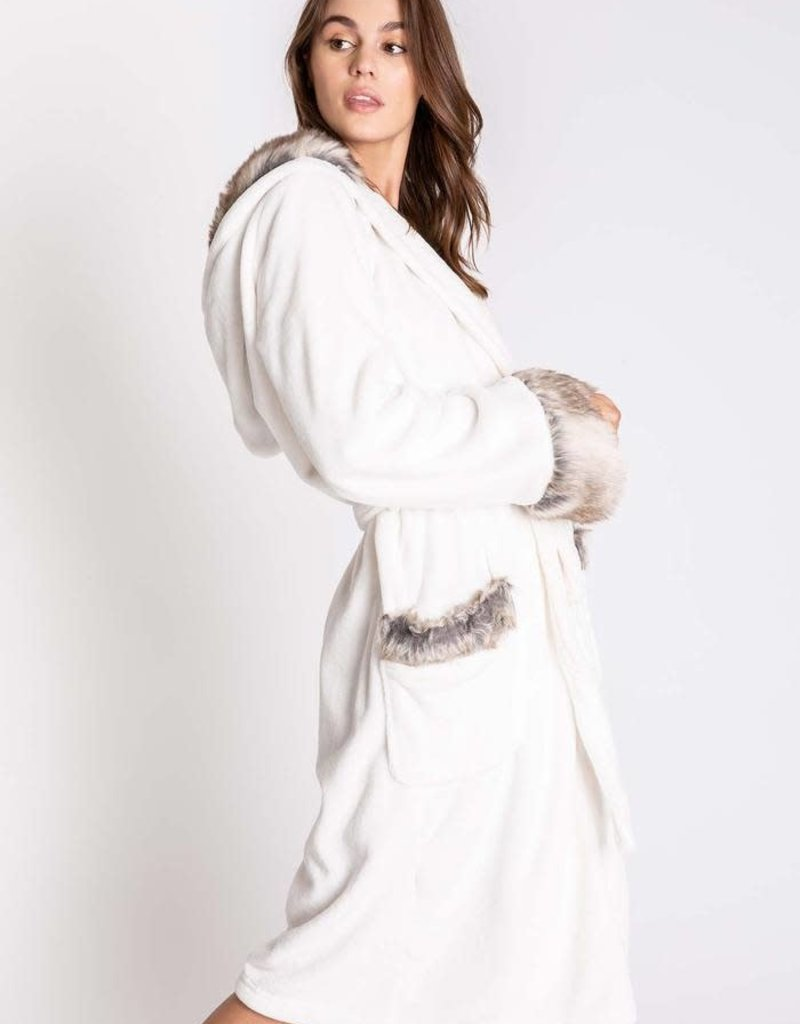 PJ Salvage Aspen Collar Robe