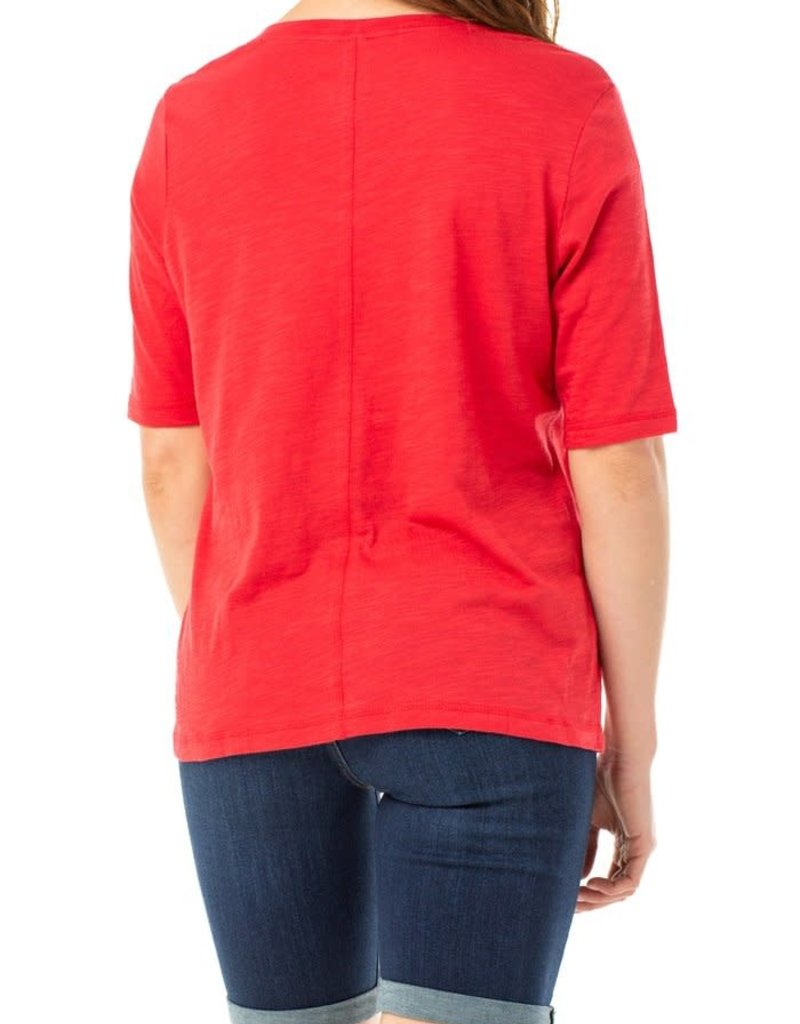 Liverpool V Neck Pocket Tee