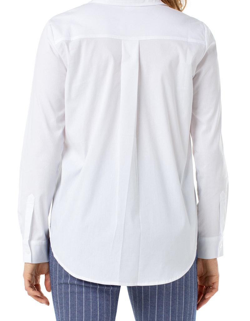 Liverpool Hidden Placket Shirt