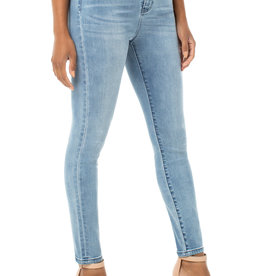 Liverpool Abby Hi Rse Ankle Skinny