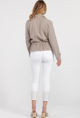 Tribal Soft Touch Zip Jacket