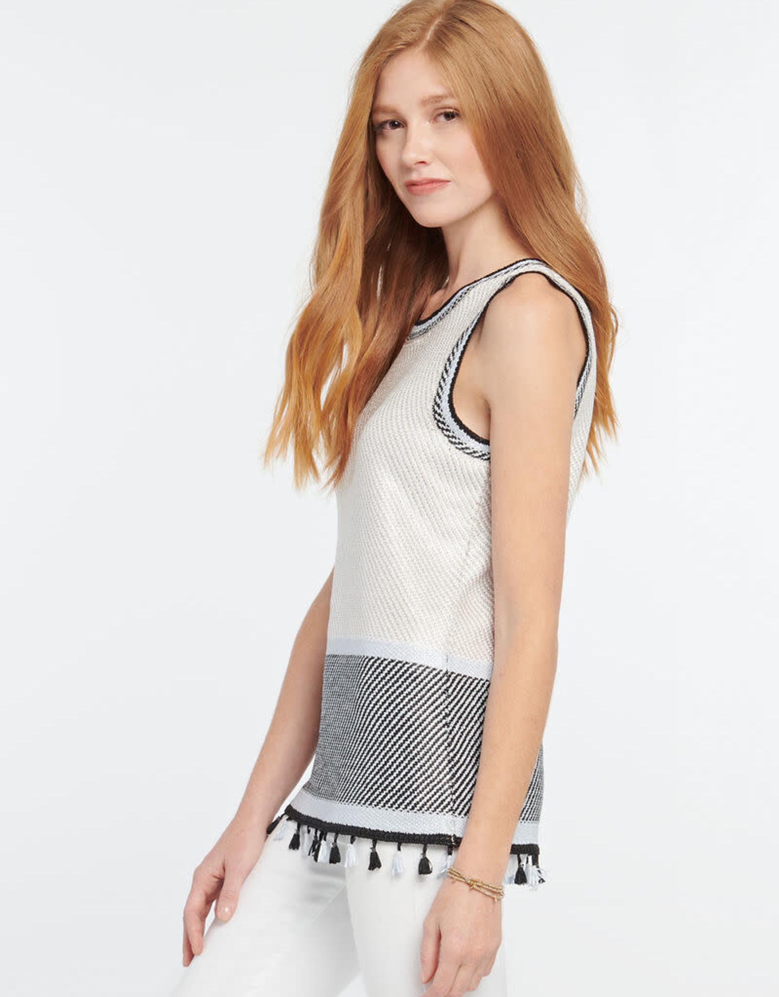 Nic & Zoe Lantana Sweater Tank