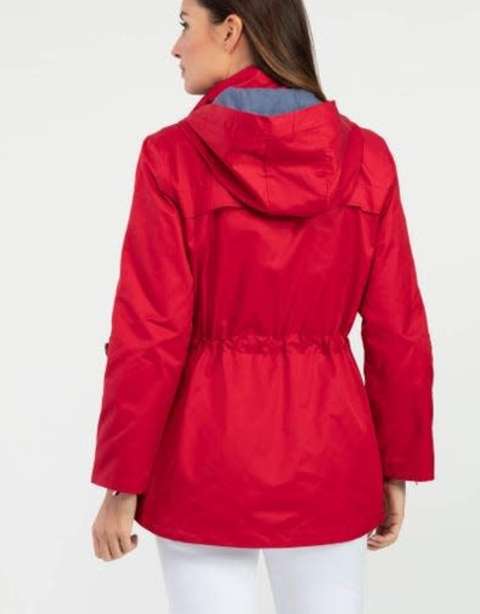 Tribal Rain Jacket