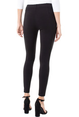 Liverpool Reese Pull On Black Legging