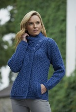 West End Knitwear Corrib Three Button Jacket