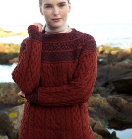 West End Knitwear Fair Isle Sweater