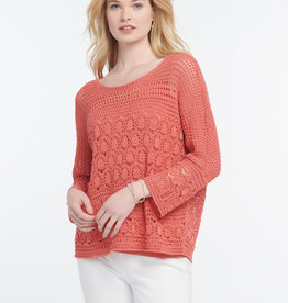 Nic & Zoe Row Boat Sweater