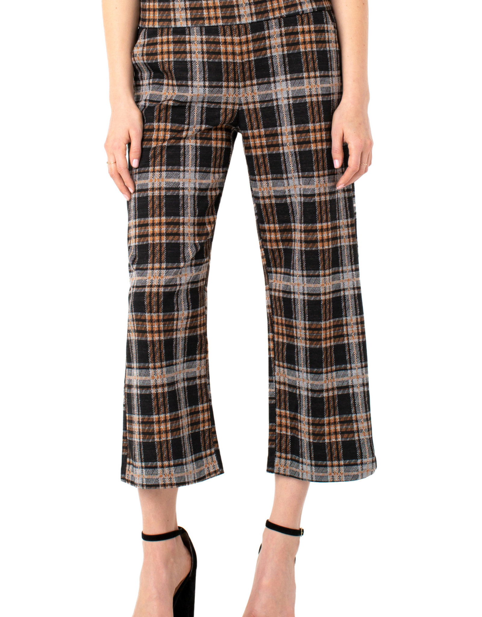 Liverpool Mabel Pull On Wide Leg Pant