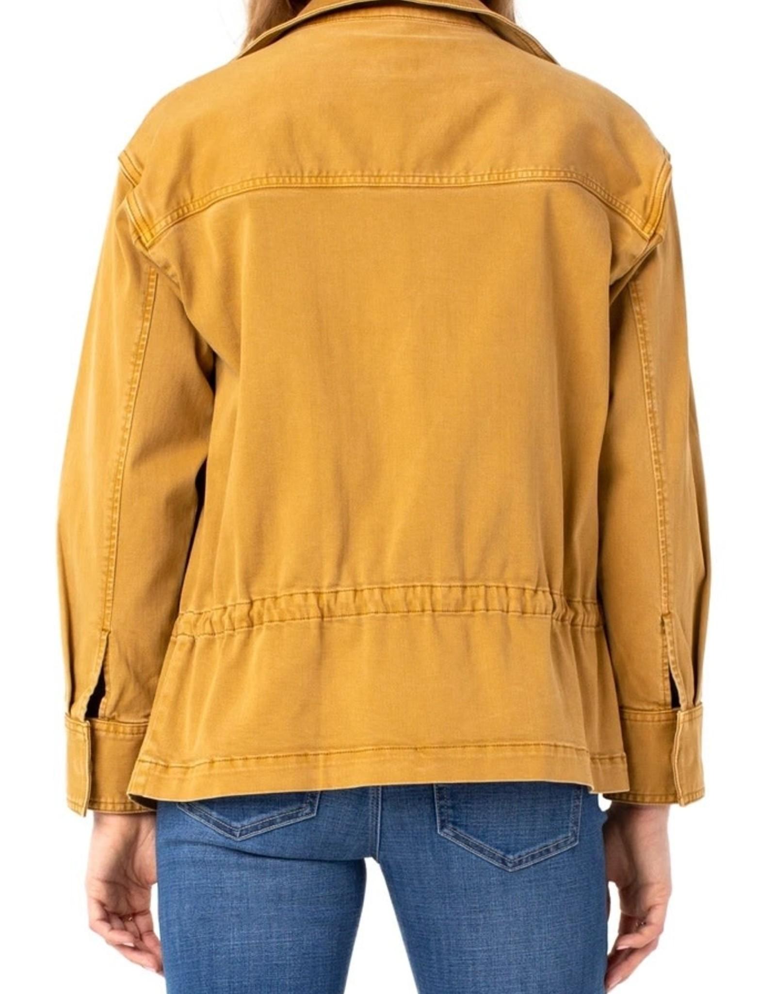Liverpool Zip Front Anorak Jacket